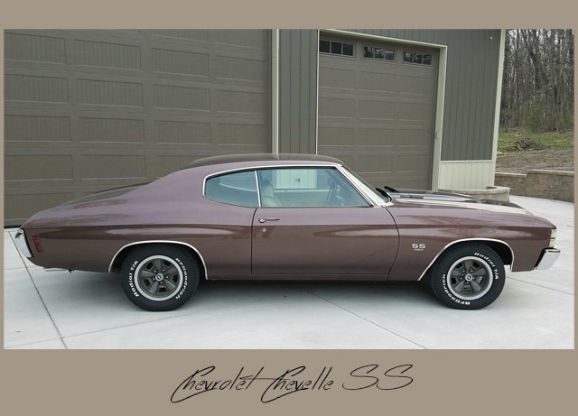 Rosewood Chevelle