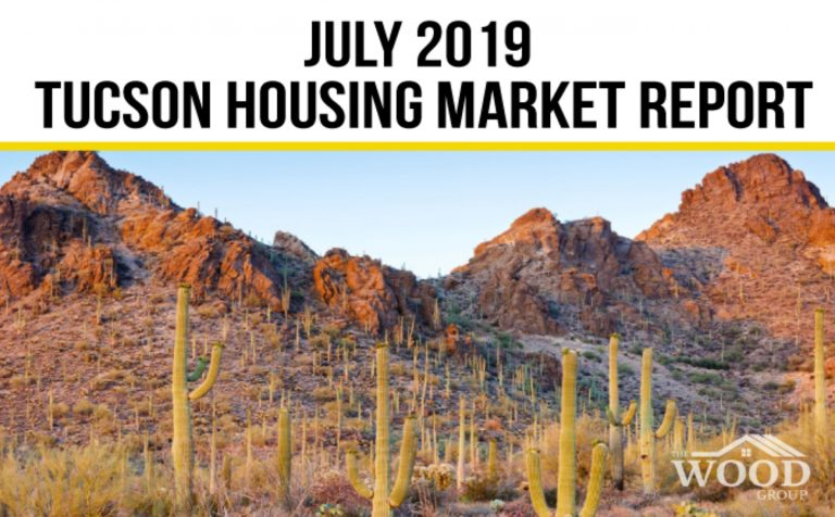 Read more about the article Tucson Real Estate Housing Market – July 2019