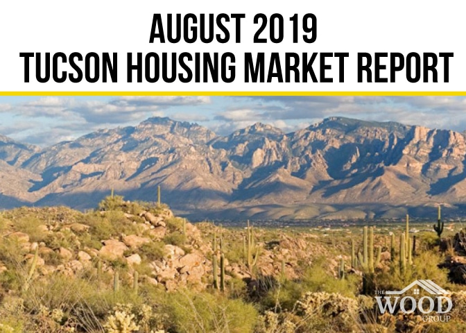 Read more about the article Tucson Real Estate Housing Market–August 2019