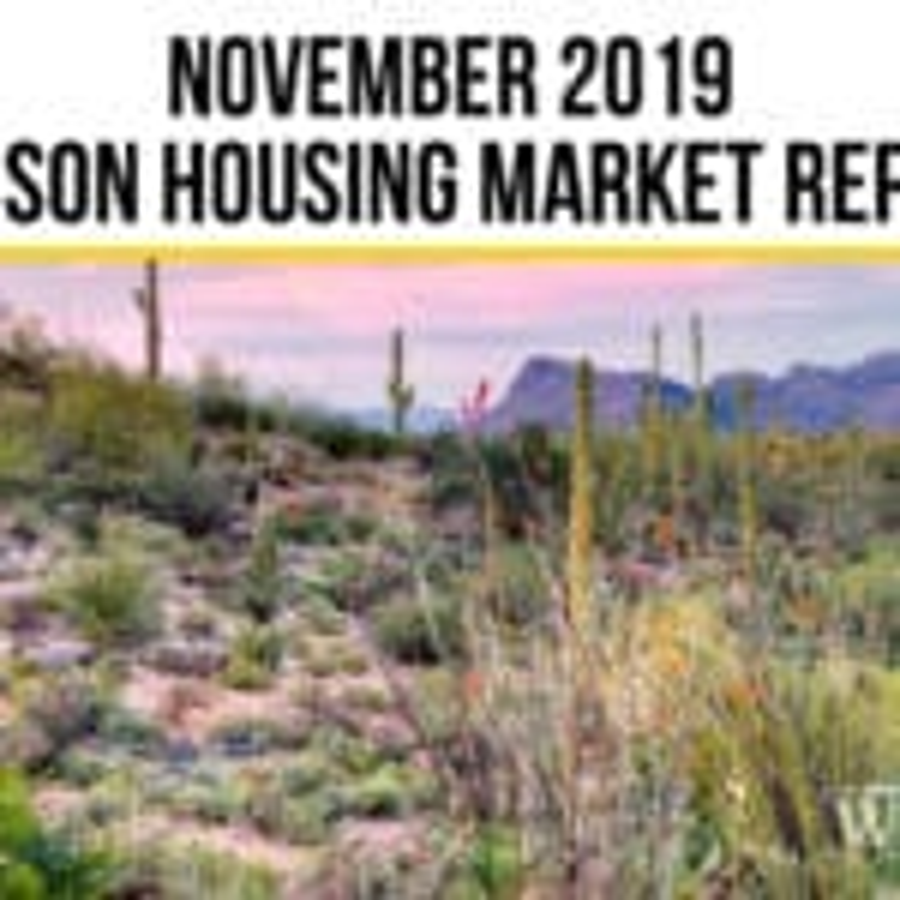 Tucson Real Estate Housing Market-November 2019