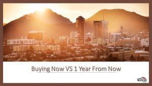 """Read more about the article Tuesday Tip: """"Buying Now VS 1 Year from Now"""""""