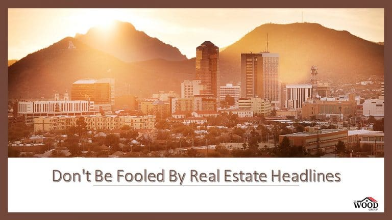 """Tuesday Tip: """"Don't Be Fooled By Real Estate Headlines"""""""